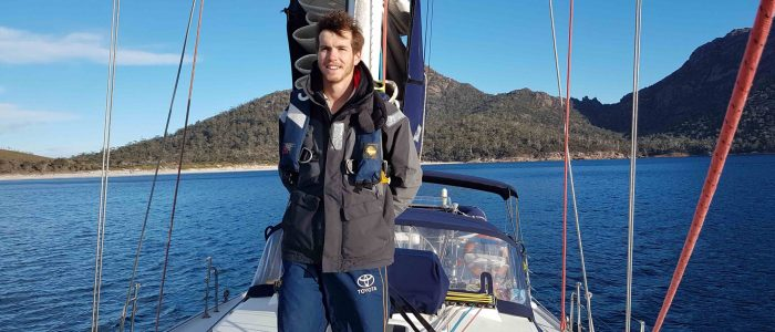 Sailing Tasmania | Wineglass Bay